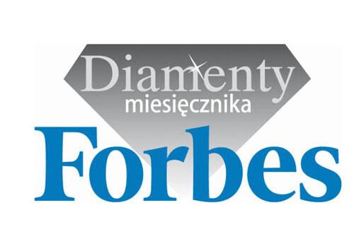 Firma DOMIKON laureatem DIAMENTÓW FORBES.