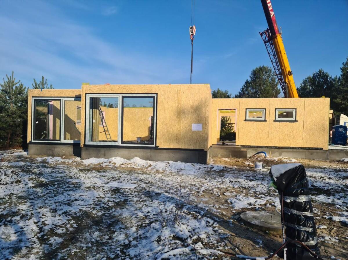 Domikon - Nowy rok, nowa realizacja pod Warszawą