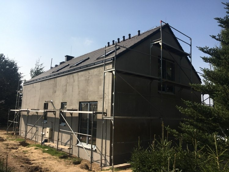 Domikon - Dom z dużymi przeszkleniami, Elbląg