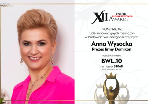 Konkurs Businesswoman & life