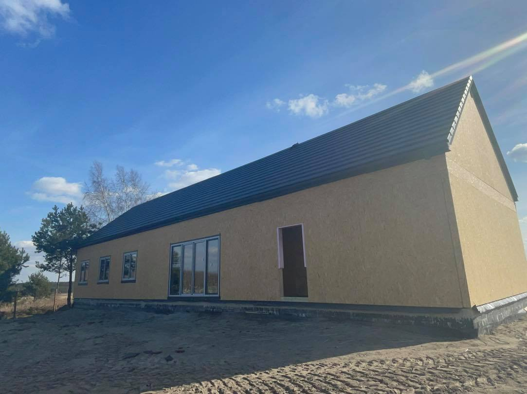Domikon - Parterowy dom w okolicach zachodniej części Wrocławia